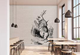Walls by Patel DD110446 Bunny 2 Fotobehang - ASCreation