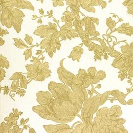 Eijffinger Richmond Behang 330612  Klassiek/Bloemen/Goudkleurig