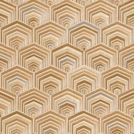 Dutch Wallcoverings Wallstitch Behang DE120043 Art Deco/Modern/Retro