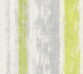 AS Creation Elements Behang 94425-1 Strepen/Natuurlijk/Modern/Landelijk