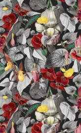 BN Studios/BN Wallcoverings Murals Fotobehang 200340DX Botanica & Gardenia/Botanisch/Bloemen/Bladeren