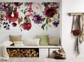 AS Creation Designwalls Fotobehang DD118526 Mural 1/Bloemen/Botanisch/Bakstenen/Botanical Behang