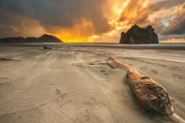 AS Creation Wallpaper XXL3  Fotobehang 470623XL New Zealand/Strand