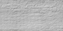 AS Creation AP Digital4 Behang DD108736 Brick White/Baksteen/3D/Modern Fotobehang