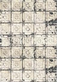 Arte Brooklyn Tins Behang Tin-01 Tegels/Nostalgisch/Vintage/Verweerd