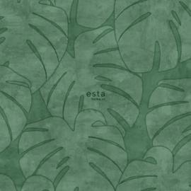 Esta Home Jungle Fever Behang 151-139004 Bladeren/Botanisch/Natuurlijk