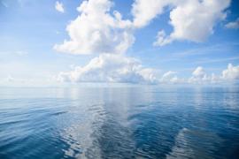 AS Creation Wallpaper 3 XXL Fotobehang 471695 Open Sea/Zee/Wolken