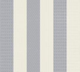 AS Creation Karl Lagerfeld Behang 37849-1 Strepen/Logo/Stripes