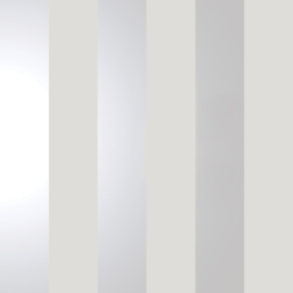 Dutch Wallcoverings Indulgence Behang 12760 Dillan Stripe Grey Silver/Strepen