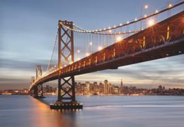 Komar Home Imagine Edition 4 Fotobehang 8-733 Bay Bridge/San Francisco/Steden/Brug