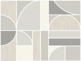 BN Studios/BN Wallcoverings Murals Fotobehang 200469 Senso/Timeless/Modern/Grafisch/Retro