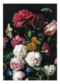 Kek Amsterdam Behang WP 201 Golden Age Flowers 2  Fotobehang Dutch Wallcoverings