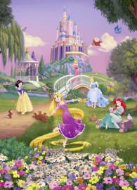 Disney 4-4026 Disney Princess Sunset Fotobehang  - Noordwand
