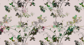 AS Creation Living Walls by Patel Fotobehang DD110282 Branches 2/Botanisch/Bladeren Behang