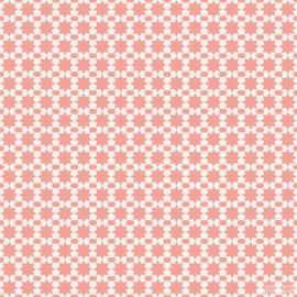 Noordwand Cozz Smile Behang  81165-14 Retro/Romantisch/Bloemen/60/70 jaren