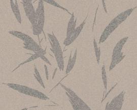 AS Creation New Elegance Behang 37549-3 Botanisch/Bladeren/Modern/Natuurlijk