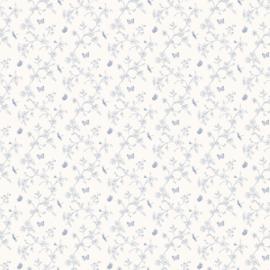 Noordwand Miniatures 2 Behang G67851 Bloemen/Vlinders/Libelle/Landelijk