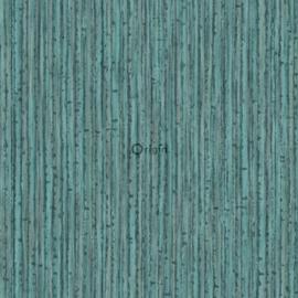 Origin Identity Behang 345-347402 Natuurlijk/Bamboo Look/ Groen