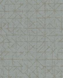 Eijffinger Topaz Behang 394531 Geometrisch/Grafisch/Stoer/Industrieel/Ruit