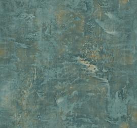 Dutch Maya First Class Behang EH71504 Beton/Modern/Industrieel/Natuurlijk/Groen