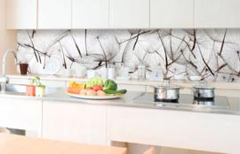 Dimex Zelfklevende Keuken Achterwand Dandelion Seeds KL-350-050 Paardebloem/Natuur/Modern