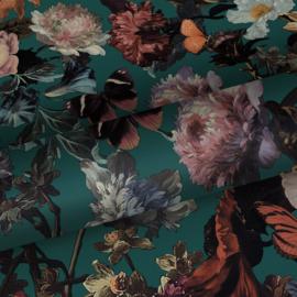 Esta Home Paradise Behang 154-139171 Flowers/Bloemen/Klassiek/Landelijk