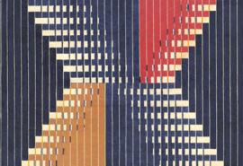 Hookedonwalls Sketch Behang 19602 Linked/Modern/Grafisch/Lijnen