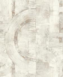 Rasch Composition Behang 554748 Modern/Grafisch/Beton