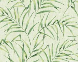 AS Creation Greenery Behang 37335-3 Botanisch/Planten/Bladeren/Natuurlijk