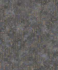 Rasch Dalia Behang 101506 Beton/3D Blokjes/Steen/Industrieel