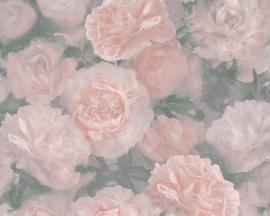 AS Creation New Studio 2.0 Behang 37402-1 Rozen/Bloemen/Landelijk/Romantisch