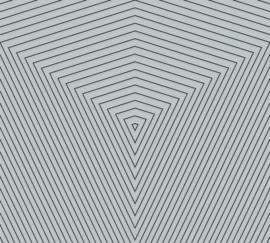 AS Creation Daniel Hechter 6 Behang 37522-4 Modern/Grafisch/Lijnen/3D