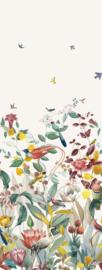 BN Studios/BN Wallcoverings Murals Fotobehang 219193DX Kotori/Botanisch/Bloemen/Vogels