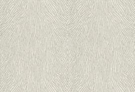 Hookedonwalls Karin Sajo 3 Behang KS 1202 Lames de Corail/Glasparels/Glassbeads/Huiden