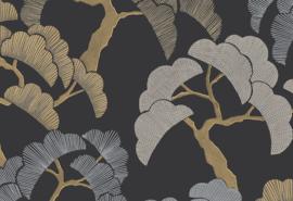 Hookedonwalls Exotique Behang 17222 Carmona/Bonsai/Bomen/Natuurlijk