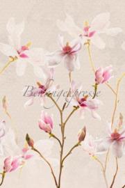 Behangexpresse ColorChoc Behang INK6065 Bloemen/Magnolia Fotobehang