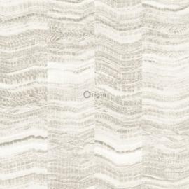 Origin Matieres Stone Behang 349-337245 Abstract/Strepen/Modern/Natuurlijk