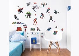 Walltastic Marvel Avengers 44760 Wall Stickers - Dutch Wallcoverings