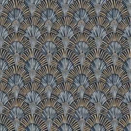 Dutch Wallcoverings Jungle Fever Behang JF3002 Deco Fan/Grafisch/Ornament/Klassiek/Modern