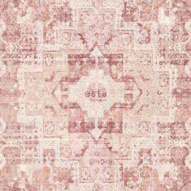 Esta Home Boho Chic Behang 148656 Vintage/Verweerd/Nostalgisch Behang