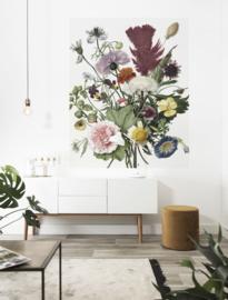 VTWonen Magazine /Binnen Kijken December 2019 Fotobehang Kek Amsterdam Wild Flowers/Bloemen PA-016
