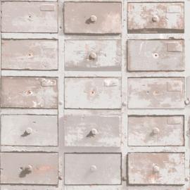 Noordwand #Hashtag Behang 11021 Lade/Landelijk/Vintage/Verweerd