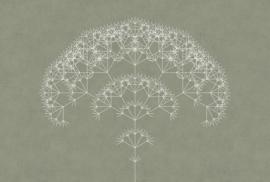AS Creation Living Walls by Patel Fotobehang DD110872 Trees 3/Boom/Grafisch/Modern Behang