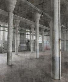 Rasch Factory IV Fotobehang 429725 Modern/Beton/Gebouwen/Industrieel