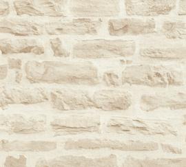 AS Creation Elements Behang. 35580-3 Stenen/Natuursteen/Landelijk/Natuurlijk
