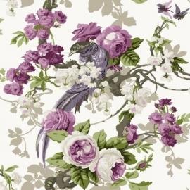 Origin Bloomingdale Behang . 326152 Bloemen/Vogels/Romantisch