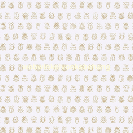 Eijffinger Pip Studio 4 Behang 375030 Insecten/Dieren /Landelijk
