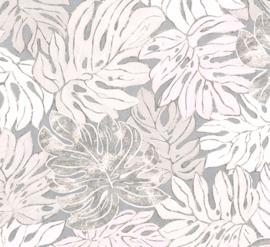 Marburg Casual 30433 Bladeren/Botanisch Behang - Atwalls