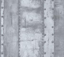 AS Creation Industrial Behang 37743-2 Metall/Modern/Industrieel/Landelijk