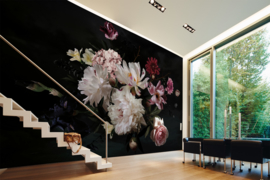 AS Creation Designwalls Fotobehang DD118520 Blunch of Flowers 2/Bloemen/Romantisch/Botanical/Botanisch Behang